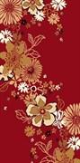 Ковровая дорожка LAGUNA/d116/ 0.8*15м RED