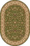 Ковёр коллекции IZMIR 0,8*1,5м OVAL-GREEN