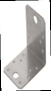 Крепежный уголок оцинкованный 90*90*65*2 мм