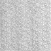 Плитка  потолочная инжекционная Люкс Формат, 50x50см, бесшовная, пенополистирол, Кристалл, белая, упаковка 8шт. (2м2)