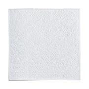 Плитка  потолочная прессованная Лагом 514, 50x50cм, белая, упаковка 8шт. (2м2)