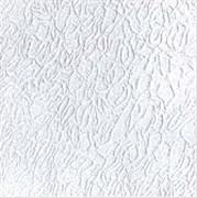 Плитка  потолочная прессованная Лагом 716, 50x50cм, белая, упаковка 8шт. (2м2)