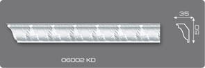 Плинтус потолочный  06002КD Германия +Натяжной потолок