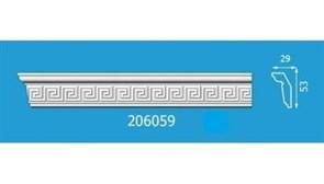 Плинтус потолочный  ,,ФОРМАТ,, h-2м +Натяжной потолок