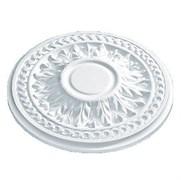 Розетка потолочная Лагом Формат Р280Б, диаметр 280мм,инжекционный пенополистирол, белая