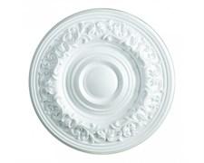 Розетка потолочная Лагом Формат Ф270-2, диаметр 200мм, инжекционный пенополистирол, белая