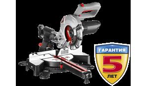 Пила торцовочная, ЗУБР ЗПТ-190-1200 ПЛ, d= 190 x 20 мм, 1100 Вт, 5000 об/мин, с протяжкой