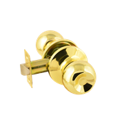 НМ ЗШ-01-Э (Золото) защелка м/к (ключ/фиксатор)