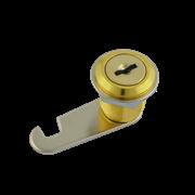 НМ Почтовый замок 6103-16 мм (Золото) (прямая планка)