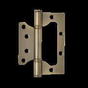 НМ Петля универсальная  накладная 800-4 FHP без колпачка (Бронзовое покрытие) размер: 100x75x2.5
