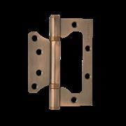 НМ Петля универсальная накладная 800-4 FHP без колпачка (Медное покрытие) размер: 100x75x2.5