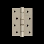 """НМ Петля универсальная сталь 4""""-2ВВ FHP  без колпачка (xром) размер: 100x75x2,5"""