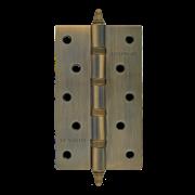"""НМ Петля универсальная сталь 5""""-4ВВ с колпачком (Бронзовое покрытие) размер: 125x75x2,5"""