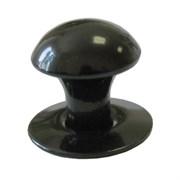 Ручка-кнопка черная г.Воронеж