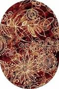 Ковёр коллекции LAGUNA d354/ 1.0*2.0м STAN-RED
