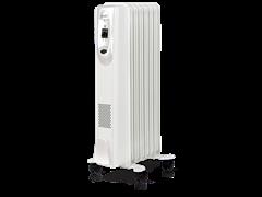Радиатор электрический Ballu 7 секций масляный 1500Вт Comfort BOH/CM-07WDN 1500 Ballu