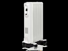Радиатор электрический Ballu 9 секций масляный 2000Вт Comfort BOH/CM-09WDN 2000 Ballu