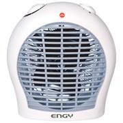 Тепловентилятор Engy EN-516 серо-голубой  2.0кВт спиральный нагрев 3режима ручка 3499