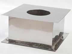 ППУ оцинкованная сталь + матовый диаметр 250