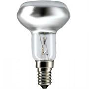 Электрическая лампа накаливания R50 60 W 230V  E 14 Pila