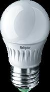 Лампа светодиодная Навигатор 94 477 NLL-P-G45-5-230-2.7K-E27