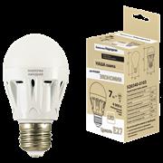 Лампа светодиодная Народная НЛ-LED-А60 7Вт 4000К Е27 (60*105)