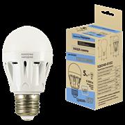 Лампа светодиодная Народная НЛ-LED-А60 7Вт 6000К Е27 (60*105)