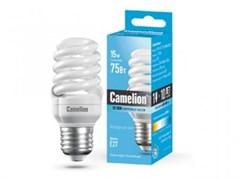 Энергосберегающая лампа Camelion LH FS T2 M 15Вт/842/E27 220Вт  Холодный свет