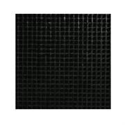 Коврик-дорожка 0,98*11,8м Травка пластмасса черный