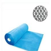 Коврик-дорожка против скольжения Zig-Zag 5мм, 0.9*15м, голубой