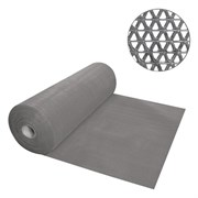 Коврик-дорожка против скольжения Zig-Zag 5мм, 0.9*10м, серый