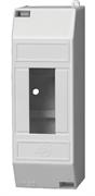 Бокс ОП КМПн 1/2 на 1- 2 модуль, IP30 ИЭК МКP31-N-02-30-252 наружной установки