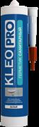 Герметик силиконовый санитарный прозрачный 280 мл KLEO