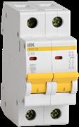 Автоматический выключатель ВА 47-29  16А/ 2П