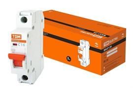 Автоматический выключатель ВА 47-29  1Р 16А 4.5кА характеристика С ТДМ