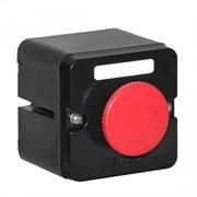 Пост кнопочный ПКЕ-212/1 красный гриб
