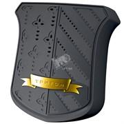 Звонок проводной Готик соловей 220В 80-90дБА черный/золото Тритон ГЗ-05