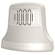 Звонок проводной Царь-колокол соловей 220В 80-90дБА белый Тритон ЦР-05