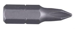"""Биты STAYER хвост С 1/4"""", SL 4, 25 мм"""