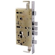 Замок ЗВ1-09АТМ-R Аллюр правый автоматический для китайских дверей без цилиндра, без ручек