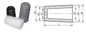Колпачки КП-18 (К-5) для ТФ-20