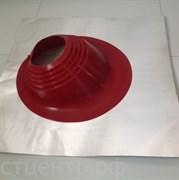 Мастер-флеш силикон угловой (№2) (180-280)  (Алюминий+Силикон) Красный