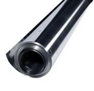 Фольга алюминиевая светоотражающая для бань, 50 Мкм, 10м2