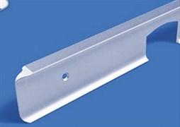 Планка для столешниц угловая алюминиевая 1516 38мм