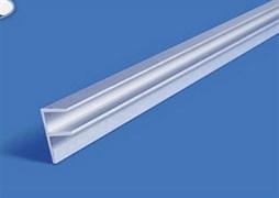 Планка для панелей угловая алюминиевая 1020 4 мм
