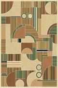 Ковёр коллекции BUHARA d149/ 1.2*1.7м STAN- BEIGE