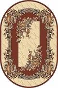 Ковёр коллекции LAGUNA/ROZA/ 3.0*5.0м OVAL-BEIGE
