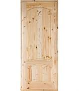 Двери ДФГ100*210 /полотно на 90/ с коробкой