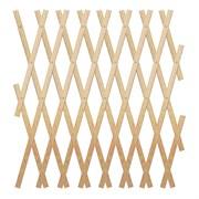 Шпалера деревянная 30*180см, Коричневая, 495256