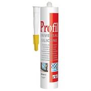 Герметик силиконовый универсальный прозрачный 280 мл Soudal Profil